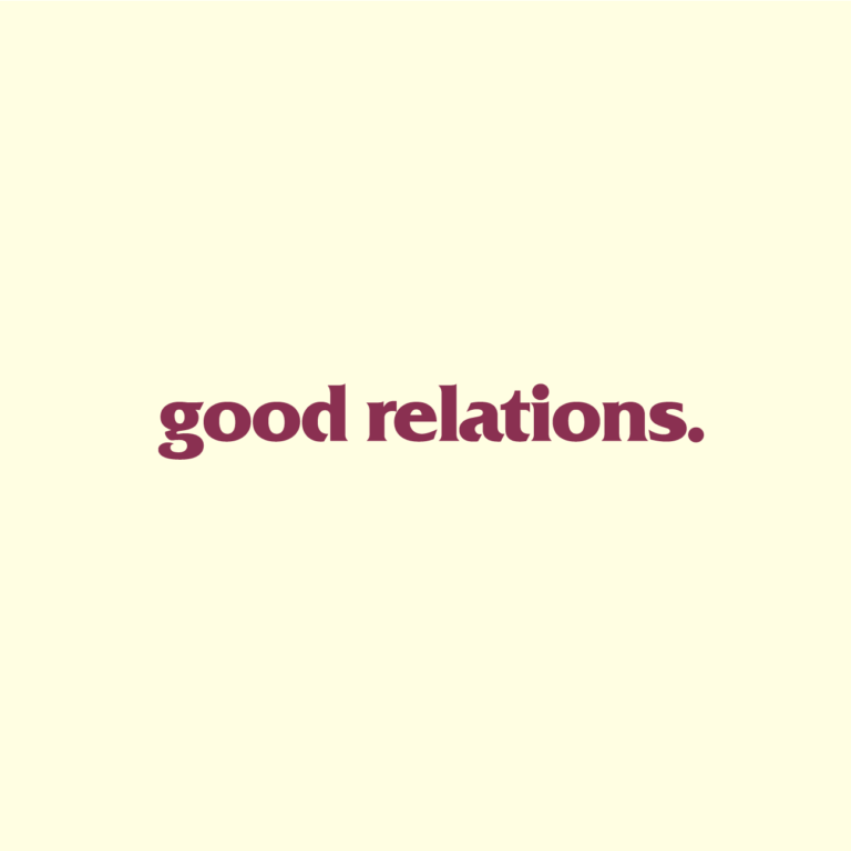 Good Relations