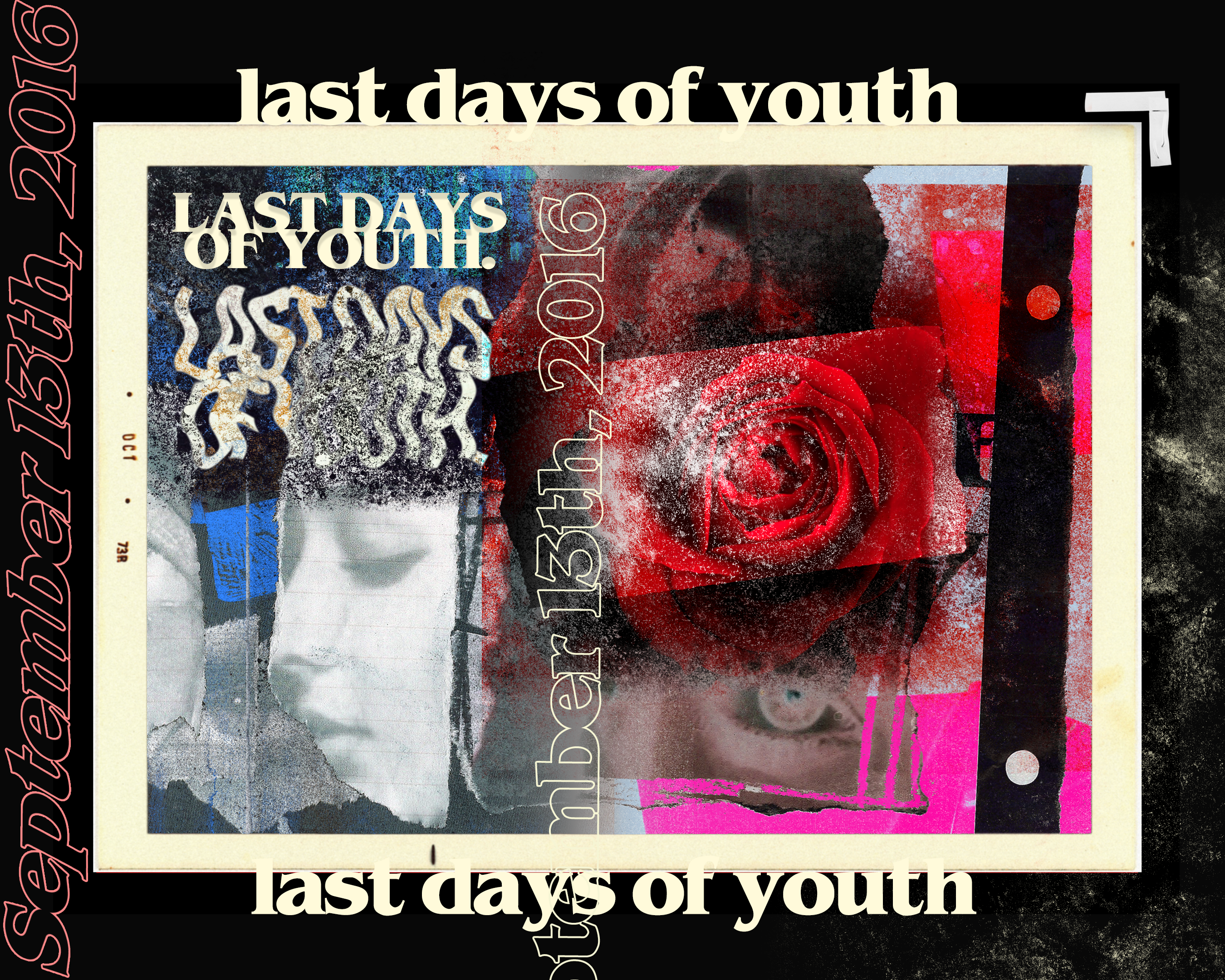 'Last days of youth' 2016 - Ethan Solouki